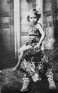 Henriette Rozenberg, 1945 foto archief Jan Rozenberg