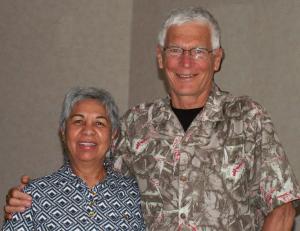 Jan en Rae Rozenberg