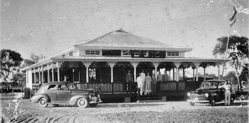 VANK, aan de Verlengde Gemenelandsweg, ca. 1945