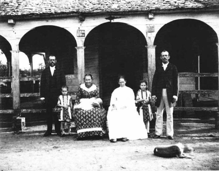 familie hoogvliet 1894