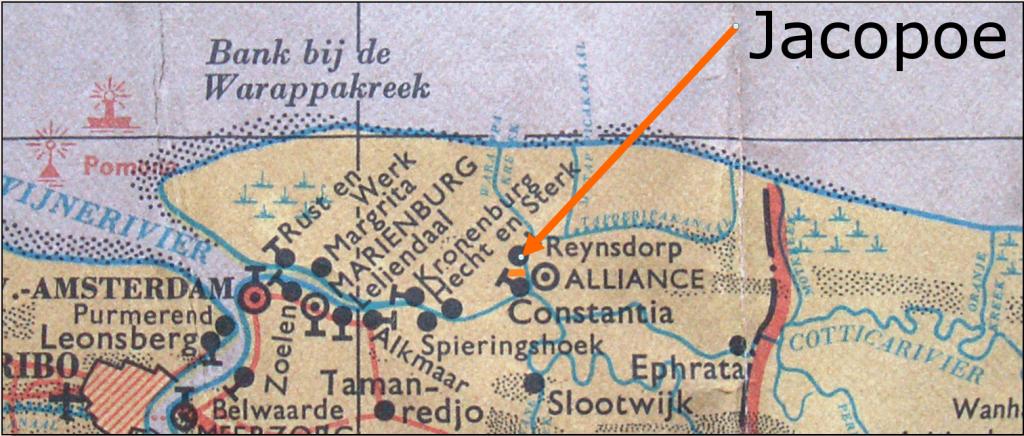 jacopoe-op-kaart