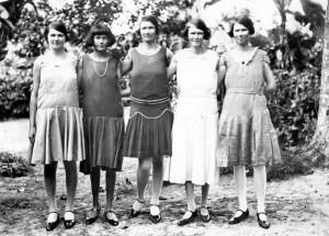 vijf gezusters van brussel