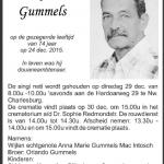 Hans Gummels - 1941-2015