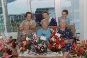 6 zussen van brussel, 1996