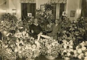Edward Gummels en Jansje Overeem 50 jaar getrouwd - 1953