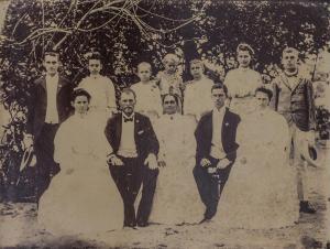 Hendrik van Ravenswaay en Cornelia Tammenga - ca 1910-5550