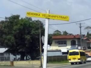 HendrikaVeldkampstraat