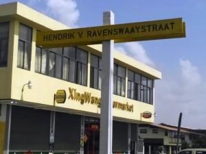 HendrikvRavenswaaystraat