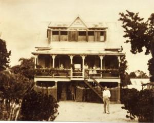 House of Eduard Alexander Gummels