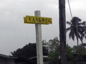 Vankweg